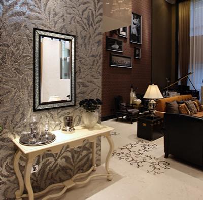 Miroir Rectangulaire En Verre Cadre En Polystyr 232 Ne Yingfeng
